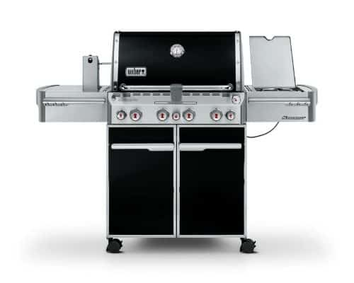 Weber Summit E-470 Gas Grill